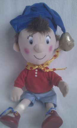 Adorable My 1st Big Musical 'Singing Noddy' Plush Toy